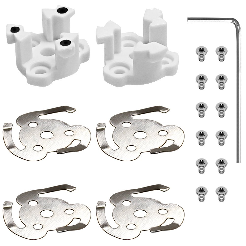 4PCS Props Mount Propeller Base For DJI Phantom 4 PRO Advanced Camera Drone Engine Mount Blade Holder Spare Parts Kits With Tool