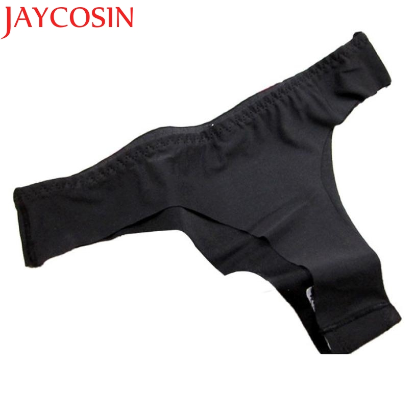 JAYCOSIN New Fashion Womens Sexy Trace Cotton G-string Thongs T-back   Panties   Knickers Lingerie Drop Shipping