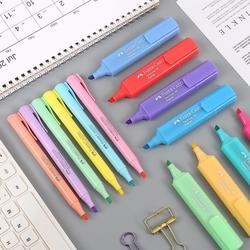 Букет невесты 6 штук в партии 8 шт./компл. Faber Castell цветные Ручки Маркеры Textliner ручка на водной основе флуоресцентный пигмент чернила маркер дл...
