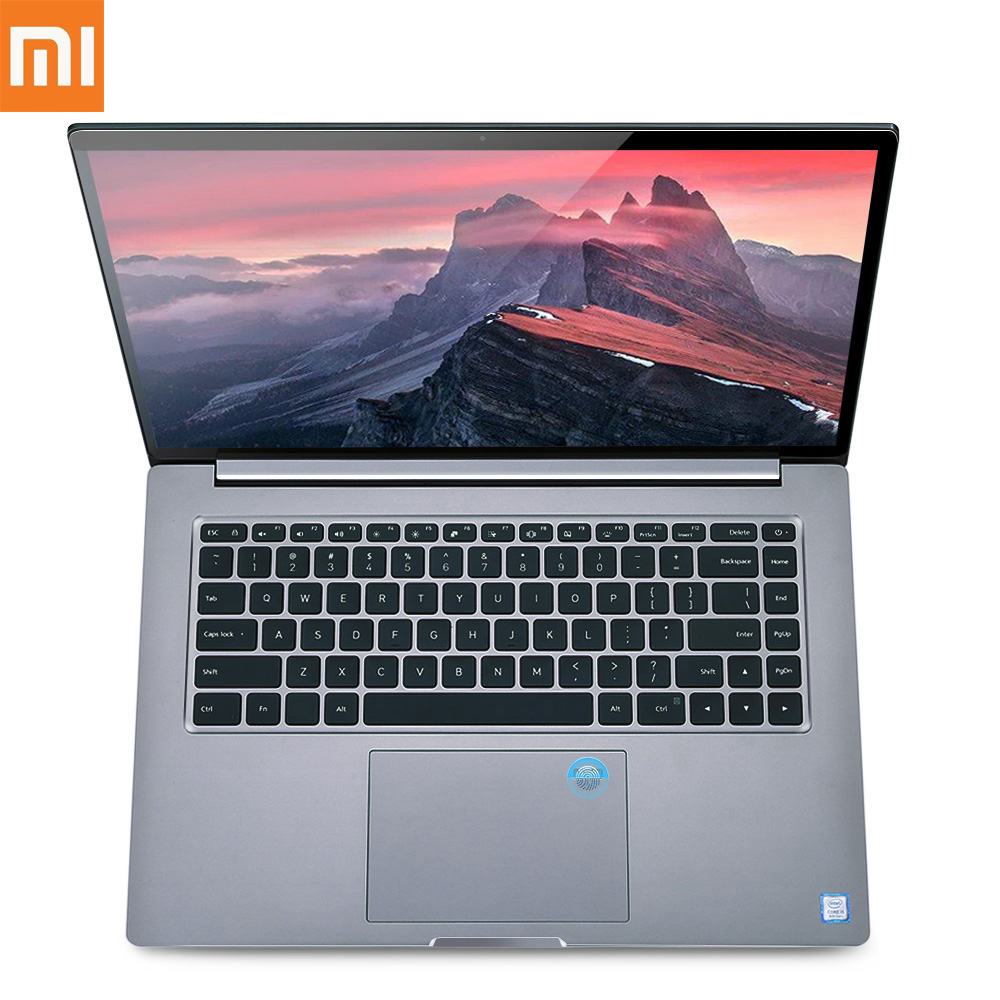 Xiaomi Mi Notebook Pro 15.6'' Win10 Intel Core I7-8550U NVIDIA GeForce MX150 16GB RAM 256GB SSD Fingerprint Recognition Laptop