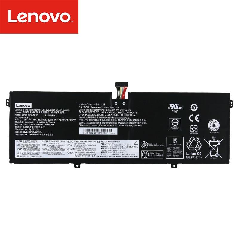 Аккумулятор для ноутбука lenovo Йога 7 Pro Pro-13IKB C930 C930-13IKB C930-13IKB 81C4 L17C4PH1 L17M4PH1 7,68 V 60Wh