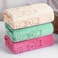 3 Шт./лот Мягкие Детские Младенческой Новорожденных Кролик Животных Ванна Towel Тряпка Для Мытья Посуды Ткань