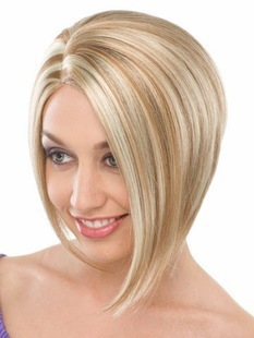 Fashion Cool Ladies Female Cut Hairstyle Synthetic Wigs Short Hair