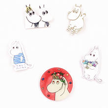 1 Pcs Moomin(China)