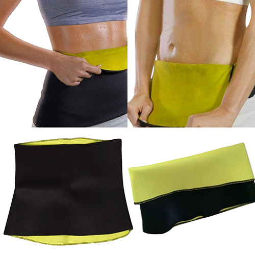 Waist Cincher Trainer Body Shaper Slimming Waistline Belt Lost Weight Corset 5Z3F 7H22 8TT5