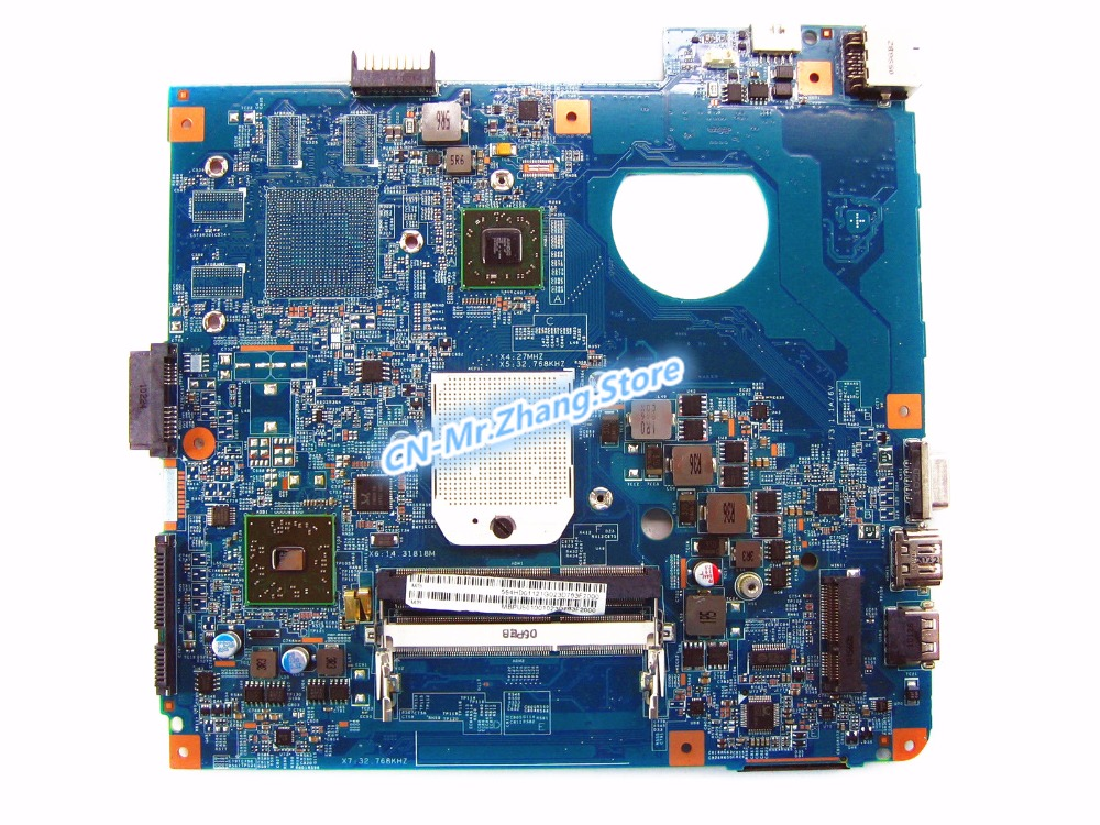SHELI FOR Acer Aspire 4251 4551 4551G Laptop Motherboard MB.PU501.001 JE40-DN MB 48.4HD01.031 DDR3