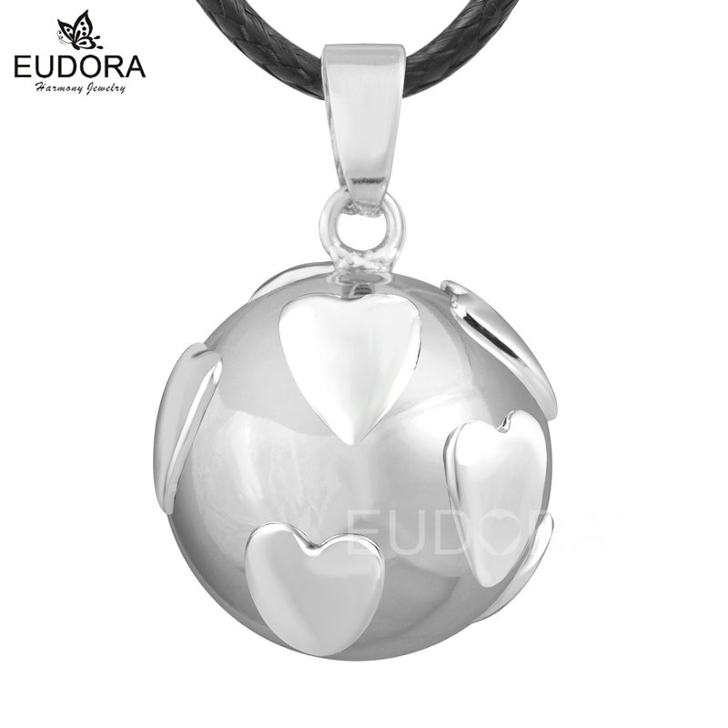 Free Shipping Harmony Bola Wishing Ball Pregnancy Jewelry Online Shop Belly Necklace Pendants & Necklaces N14NB205
