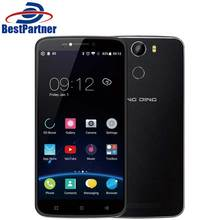 DINGDING E6 Quad core 6 дюймов 4 Г Смартфон Android 6.0 1 Г + 16 Г 720*1280 HD MT6580A LTE Мобильный Телефон ЕС Вилка ВЕЛИКОБРИТАНИИ Большой Экран