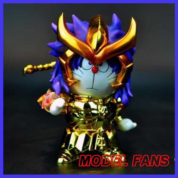 MODEL FANS IN-STOCK Jacksdo - saint seiya cloth myth Scorpio Miro ? Doraemon DoraCat Freeshipping