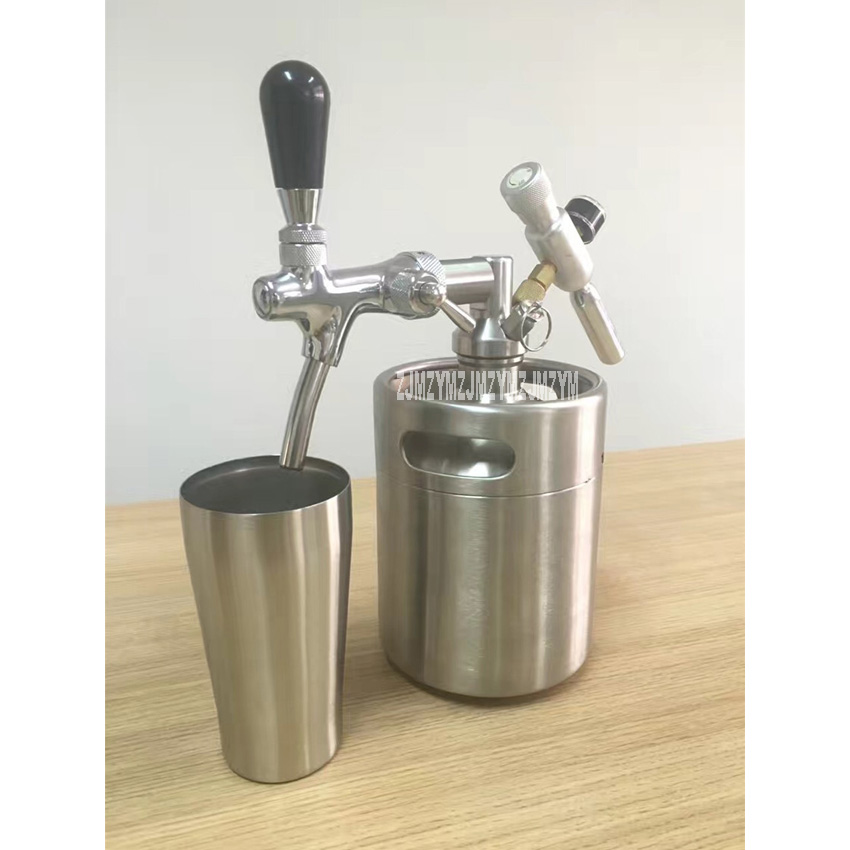 Robinet à vin en acier inoxydable accessoires de bière Tube robinet de bière Bar peut calibre qualité alimentaire pression d'air brassage vin approvisionnement vin ouvert