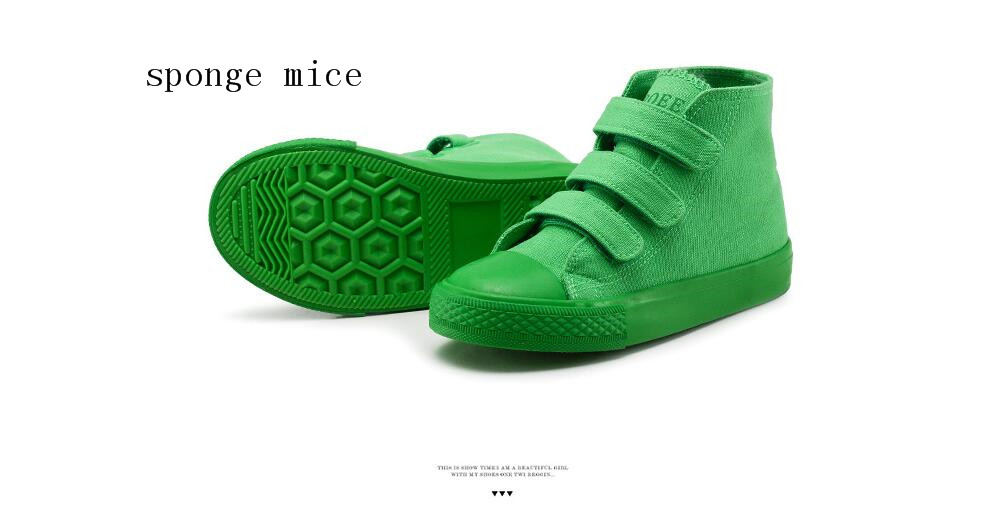 2017-sponge-mice-Childrens-shoes-Boys-and-Girls-High-top-Canvas-Shoes-Bright-colour-Childrens-Sports-Shoes-3