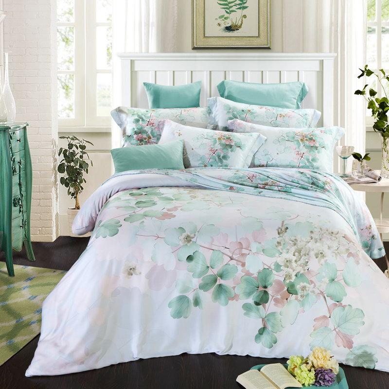 Popular Aqua Bedding Sets Buy Cheap Aqua Bedding Sets Lots