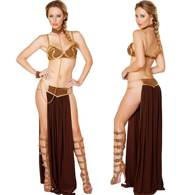 Sexy princess leia bikini