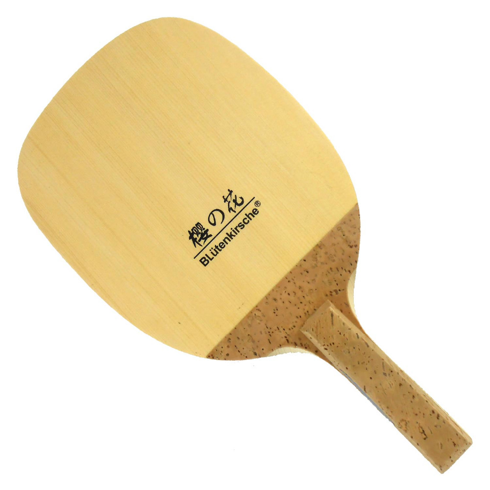 Original Kokutaku BLutenkirsche B-4007 B4007 hinoki Japanese penhold table tennis pingpong blade