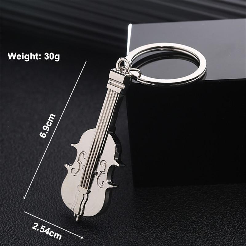 Violin keychain (9)