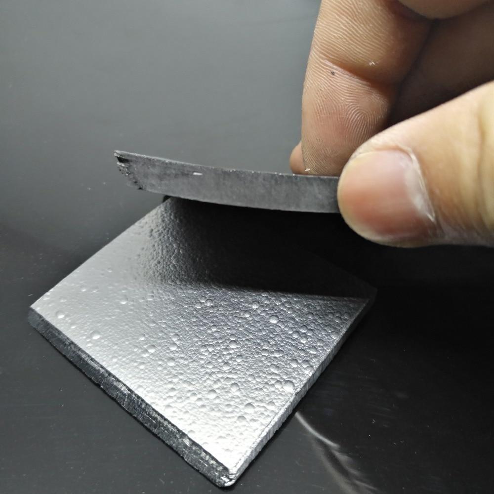50 × 50 × 5ミリメートルpyrolytic黒鉛板用磁気浮上/磁気サスペンション  グループ上の ツール からの 楽器パーツ & アクセサリー の中 3