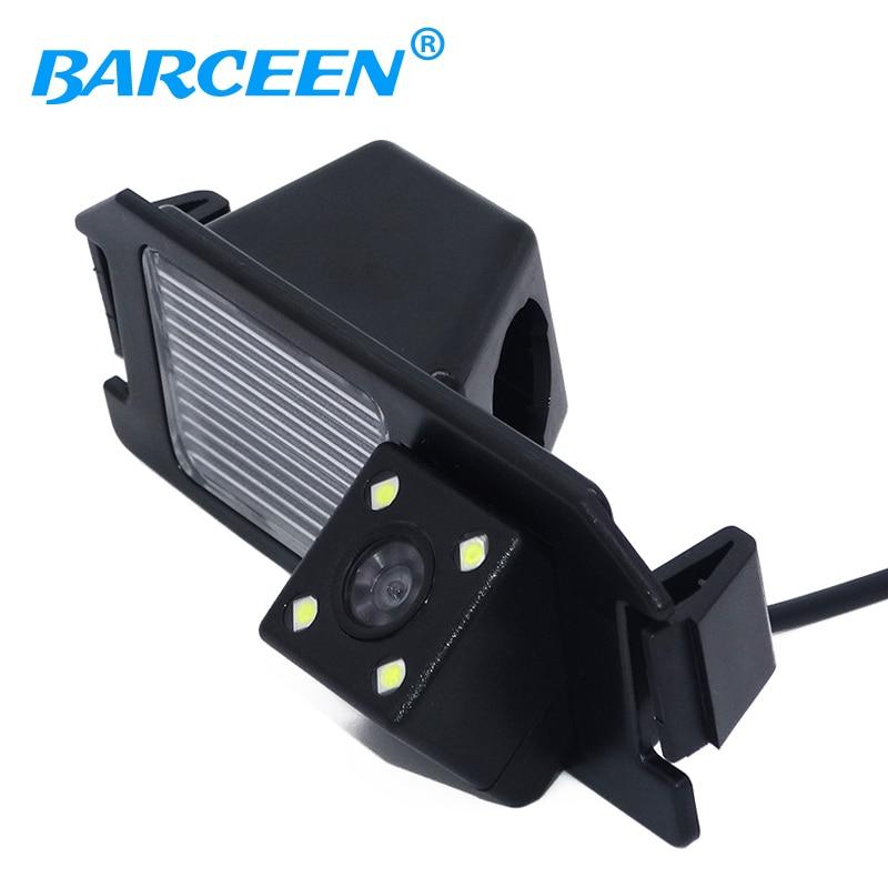 CCD камера за нощно виждане Камера за задно виждане Задна камера за HYUNDAI I30 / соларис (Verna) хечбек GENESIS COUPE / За KIA SOUL
