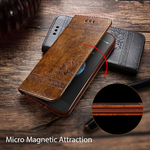 Image 3 - KISSCASE Retro Leather Case For iPhone X 6s 7 Plus 5s Stand TPU Cover Flip Cases For iPhone 5S SE 7 7 Plus 6s XS Max XR XS 8Plus