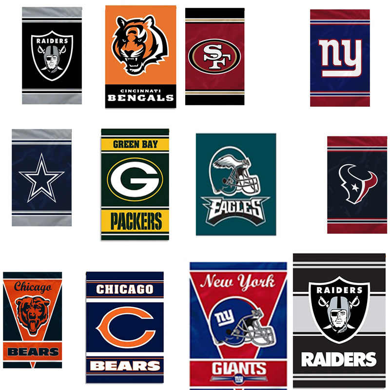 Diamond Painting Full Square/Round Drill NFL Team Logo American Football Flag Sport Husband Gift Crystal Cross Stitch