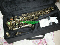 Antiquity Bronze CTE Alto Saxophone With Case Top Musical Instruments HOT SAX