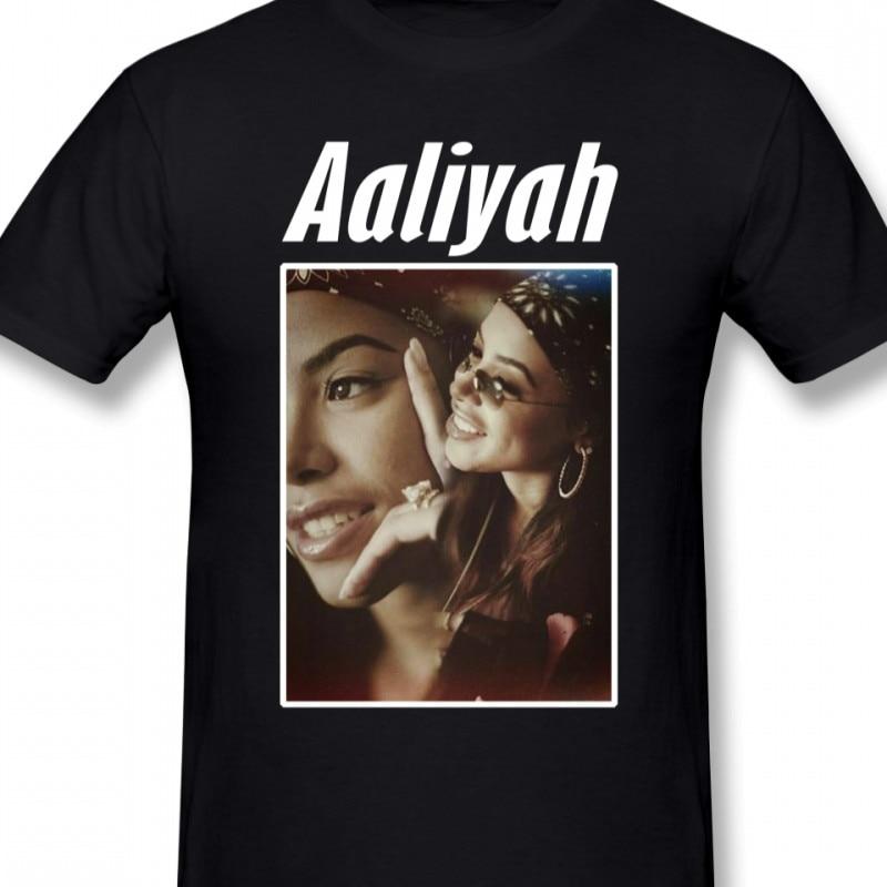 Productos Aaliyah Béisbol Camiseta Personalizada De Manga