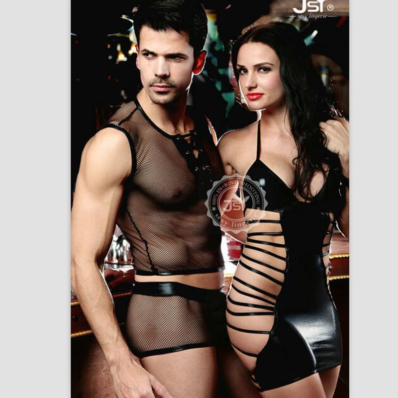 Hot Erotic Men Sexy Waiter Outfit Cosplay костюмі Men Maid - Костюмдер - фото 3