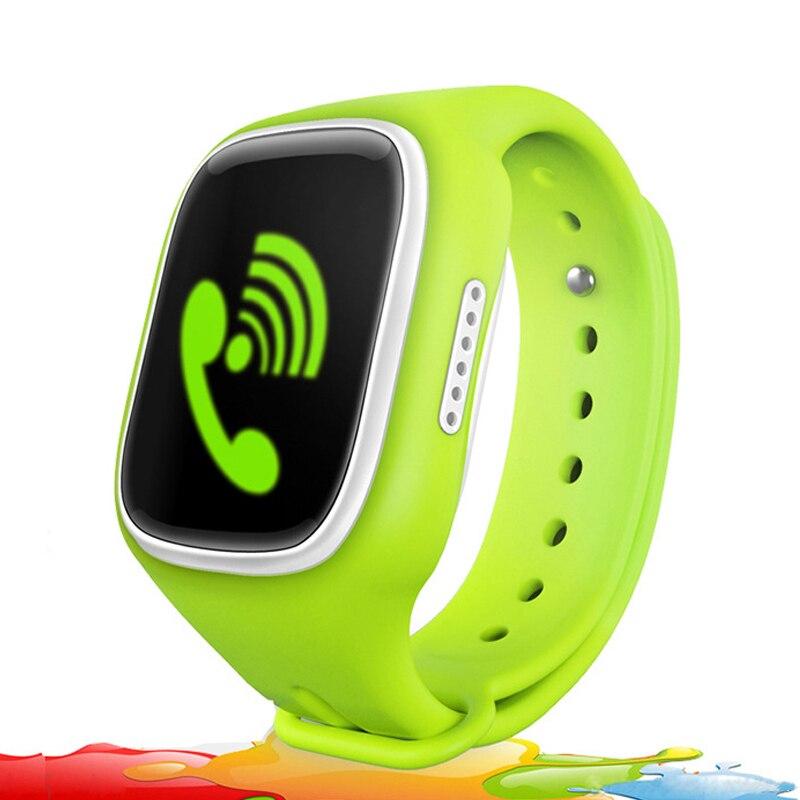 SOS WiFi GPS Location Smart Watch Baby Wristwatch Call Finder Locator Tracker Anti Lost Monitor Smartwatch For Children