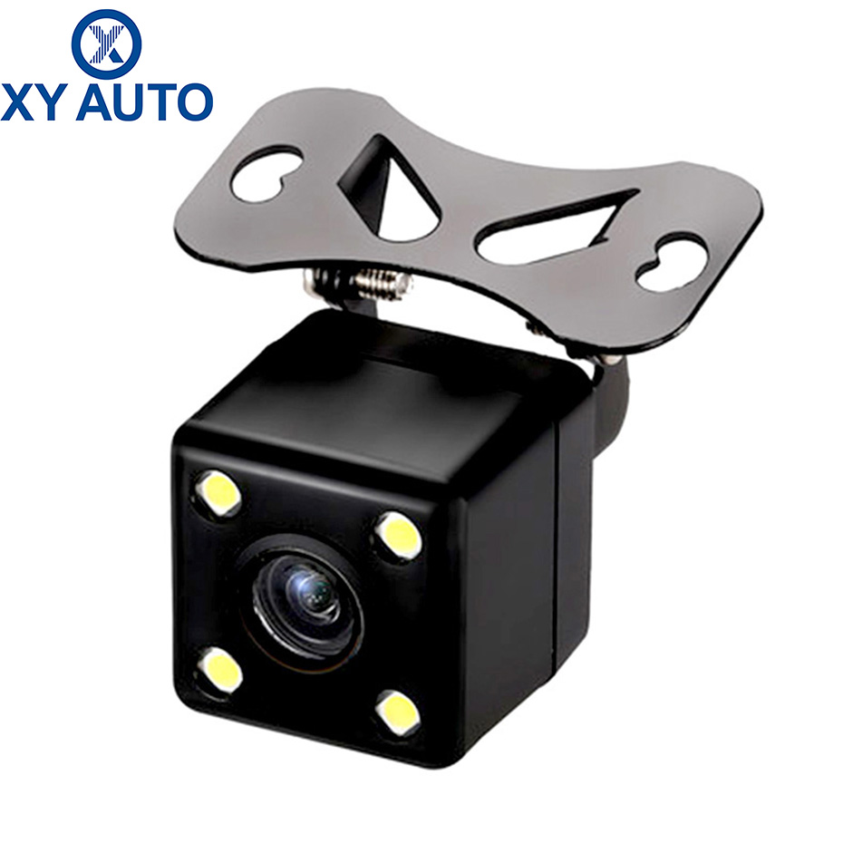 140 Degree Night Vision Car Rear Back Reverse Backup View Parking Waterproof Camera
