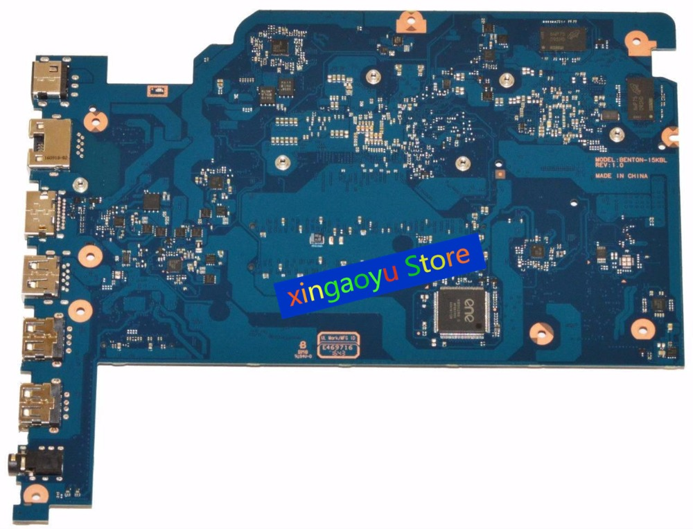 For Samsung Laptop Motherboard w/ i5-7200U 2.5Ghz BA92-16983A No ...