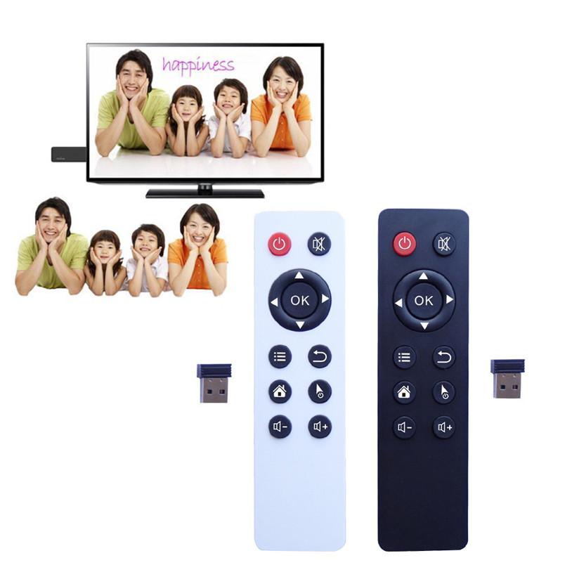 Reliable Wireless Mouse Keyboard Remote Control for PC TV Android TV Box