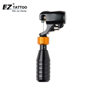 Image 2 - EZ BAT Cartridge Tattoo Grips Tube Black / Gold Vice 25mm Compatible with All Style Cartridge Tattoo Machine and Needles 1pcs