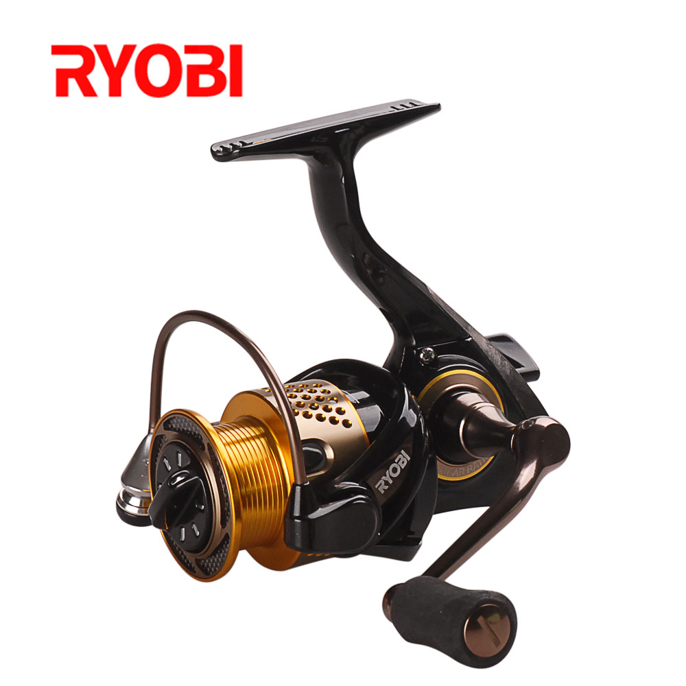 цена на Original RYOBI LEGEND 1000-6000 Spinning Fishing Reel 6BB/5.1:1 Carretilha Moulinet Peche Carretes Para Pesca Lure Spinning Reel