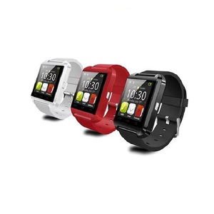 Image 5 - Stepfly Bluetooth Watch U8  For IOS IPhone 4/5S/6 Samsung S4/Note 3 HTC Android /IOS Phone Smart watch GT08 DZ09
