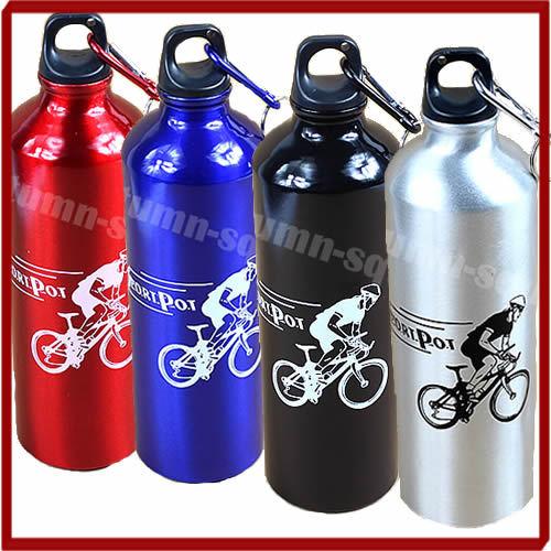 E74 750 ml Botella de Agua de Los Deportes Al Aire Libre Ciclismo Camping Bicicl