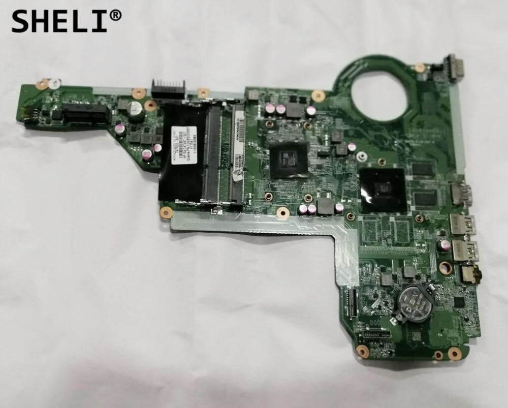 SHELI For HP 17-E 17Z-E 15-E Motherboard with A4-5000 cpu 1GB DA0R76MB6D1 747002-001 747002-501SHELI For HP 17-E 17Z-E 15-E Motherboard with A4-5000 cpu 1GB DA0R76MB6D1 747002-001 747002-501