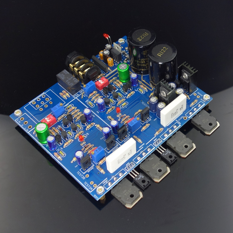 2019 (Refer To HA5000) Amp Board - FET A Amp Amplifier Board DIY Kits