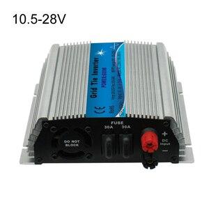 Image 5 - Grid Tie Inverter 600W MPPT micro 30V 36V Panel 72 Cells Function Pure Sine Wave 110V 220V Output On Grid Tie Inverter 22 60V DC