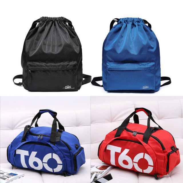 Women Men KIDS Sport Bag Softback Sports Backpacks Sports Bags Accessories  handbag For outdoor Gym Fitness Running bag for shoes 3f72787be1df8