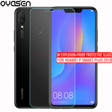Screen Protector For Huawei P Smart Plus 2018 9H 0.26MM Explosion-proof Tempered Glass Protective Film