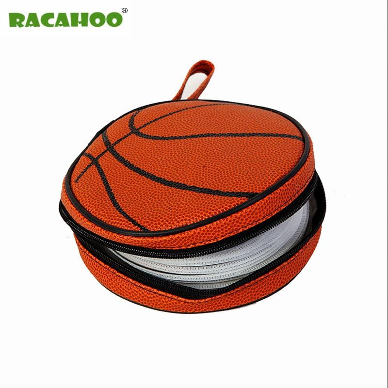 RACAHOO Car Mini CD Box For DVD Case Automotive Supplies Storage Box Holder Home or Car CD Bag Free Shipping