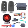 In Stock! Quality universal car burglar alarm system with remote trunk release keyless entry LED light central door locking
