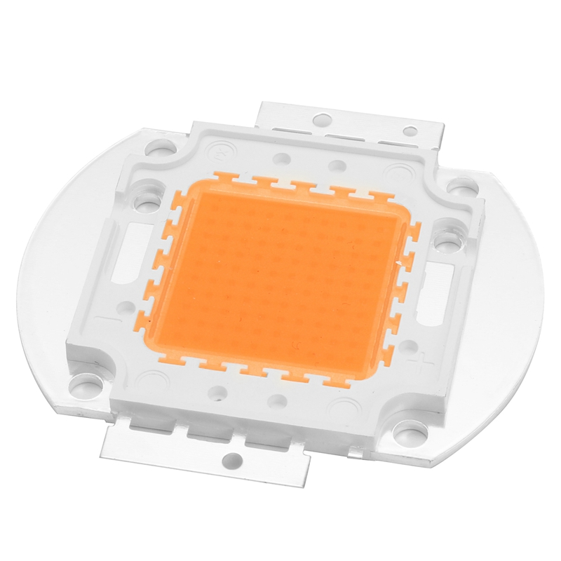 Newest Full Spectrum Led Grow Light Chip 100W 380-840nm Hydroponice COB LED Grow Lamp Chip DIY For Indoor Plant Growth