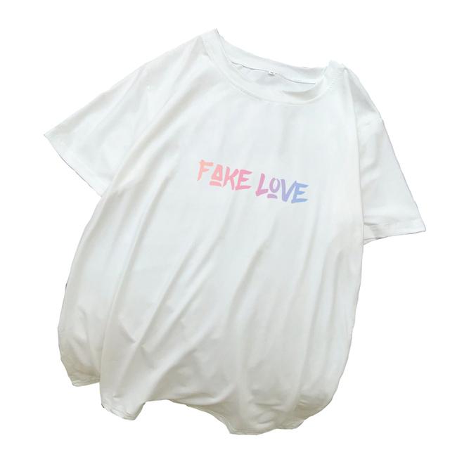 BTS FAKE LOVE T-SHIRT (6 VARIAN)