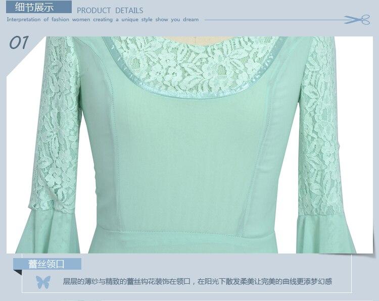 Властелин колец Arwen зеленое платье костюм платье ручной работы на заказ для женщин - 5