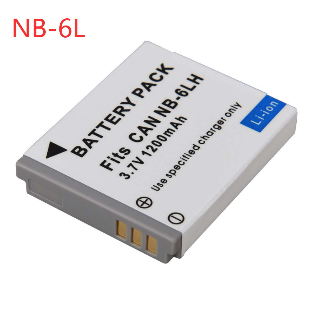 Digital Batterien Dynamisch Jhtc Nb6l Batterie Für Kamera Sx520 Hs Sx530 Sx600 Sx610 Sx700 Sx710 Ixus 85 95 200 210 Batterie Kamera 1600 Mah Nb-6l Batterien Stromquelle