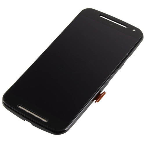 New LCD Display Touch Screen Digitizer with frame For Motorola Moto G2 G 2nd XT1063 1064 1068 1069 free shipping запонки