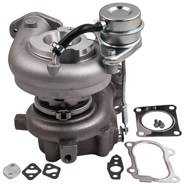 US $192 0  Turbocharger for Toyota Landcruiser 4 2LD 1HD FTE 17201 17040 98  07 Turbine 1HDFTE CT26 1720117040 Diesel Turbo-in Turbocharger from