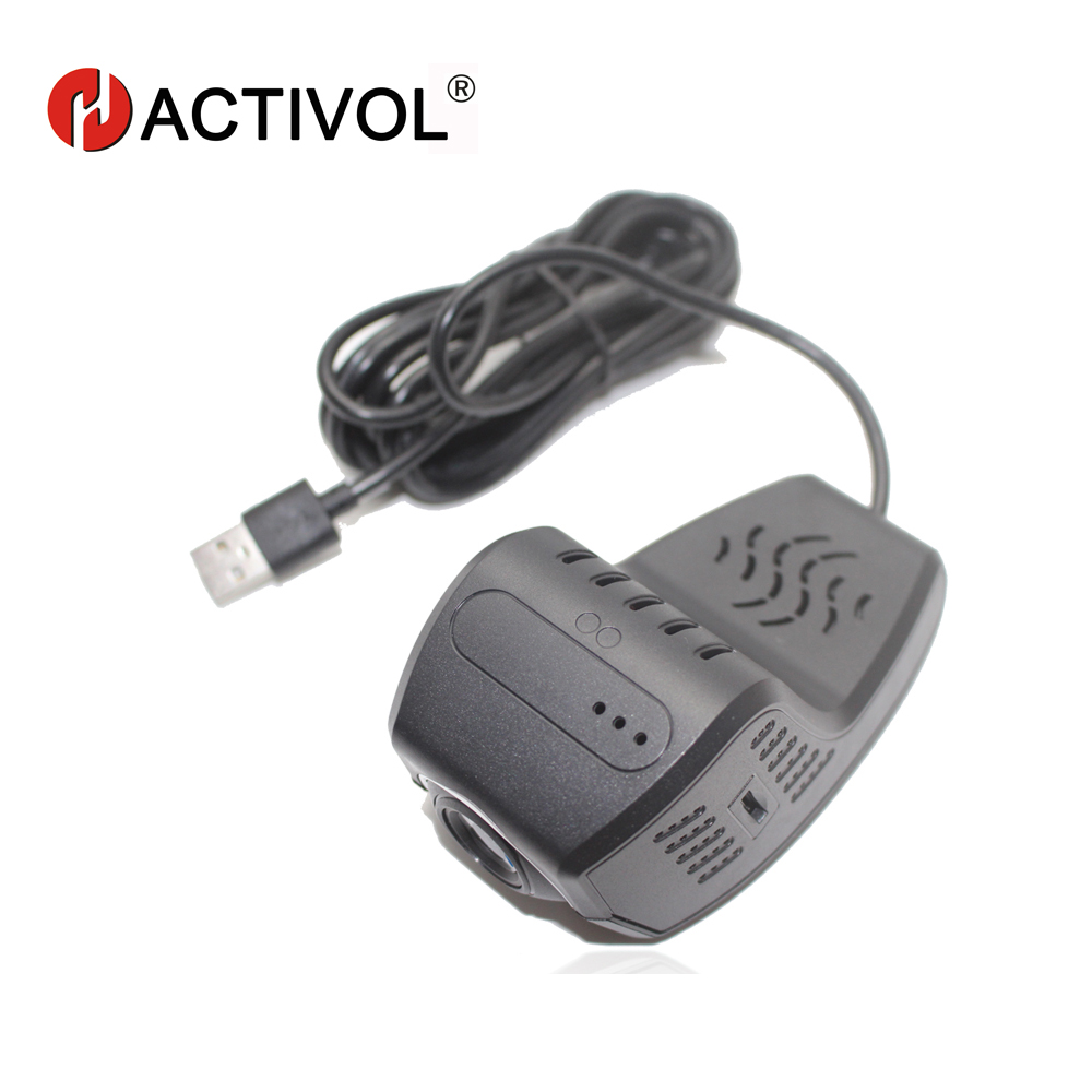 720 P USB DVR Camera Recording Video shooting Car Driving Recorder android car camera Fo ...