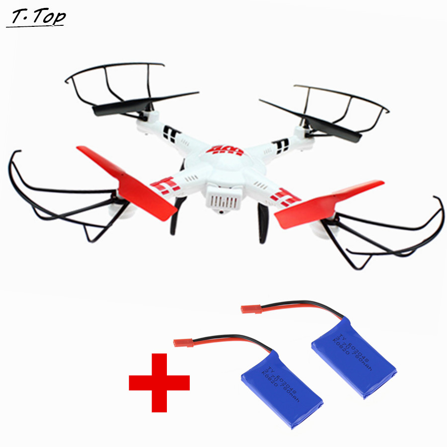 Wltoys V686 Fpv RC font b Drones b font Camera Flying Quadcopters Helicopter with 2pcs Extra