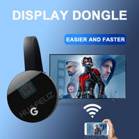 X5 TV Stick Miracast HDMI Google Chromecast 3g wifi Display dongle Receiver For YouTube Miracast TV Mirror Stick Airplay android